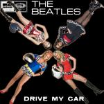 Cover Artwork Remix of The Beatles Drive My Car