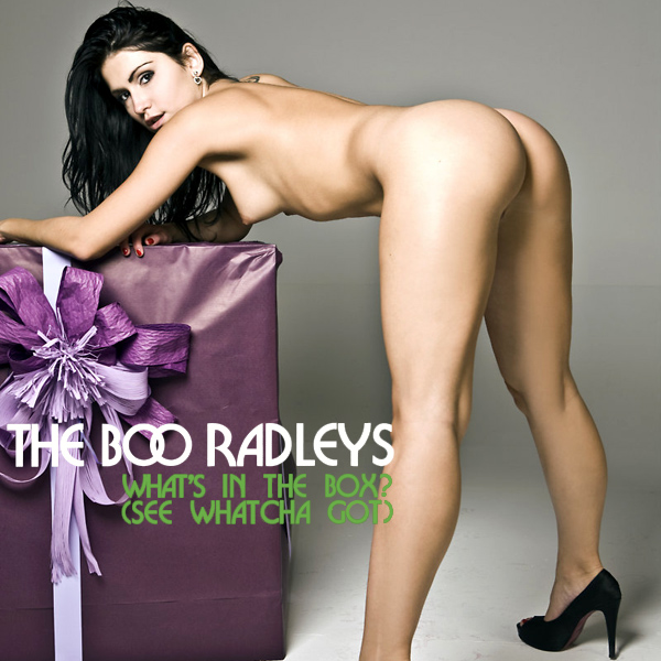 Cover Artwork Remix of The Boo Radleys In The Box