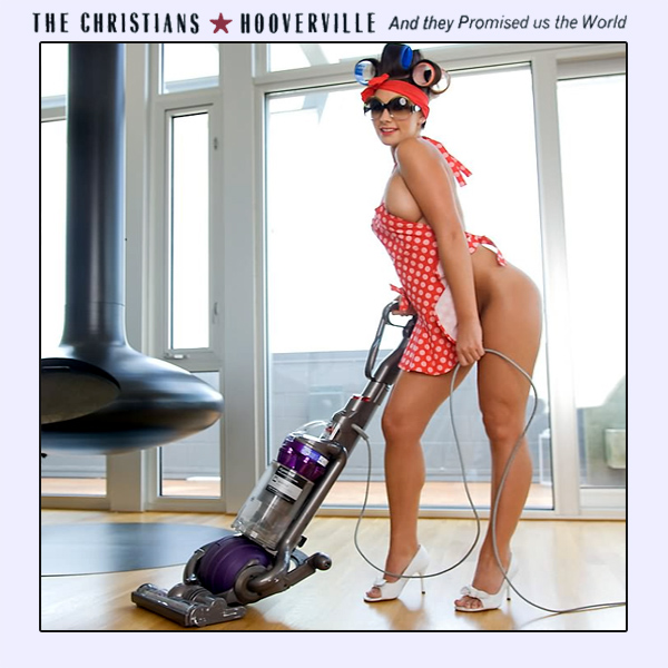 Cover Artwork Remix of The Christians Hooverville