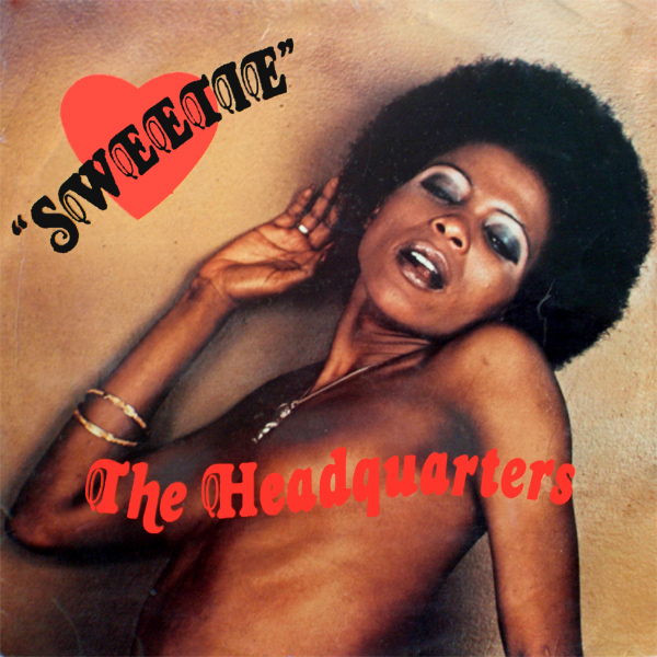 Original Cover Artwork of The Headquarters Sweetie
