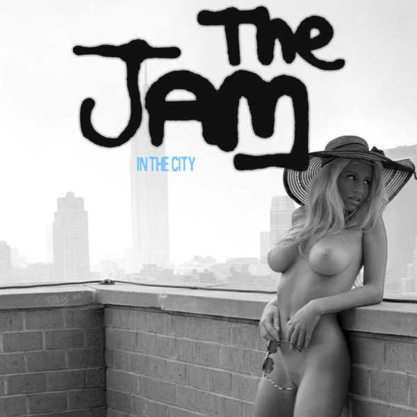 Cover Artwork Remix of The Jam In The City