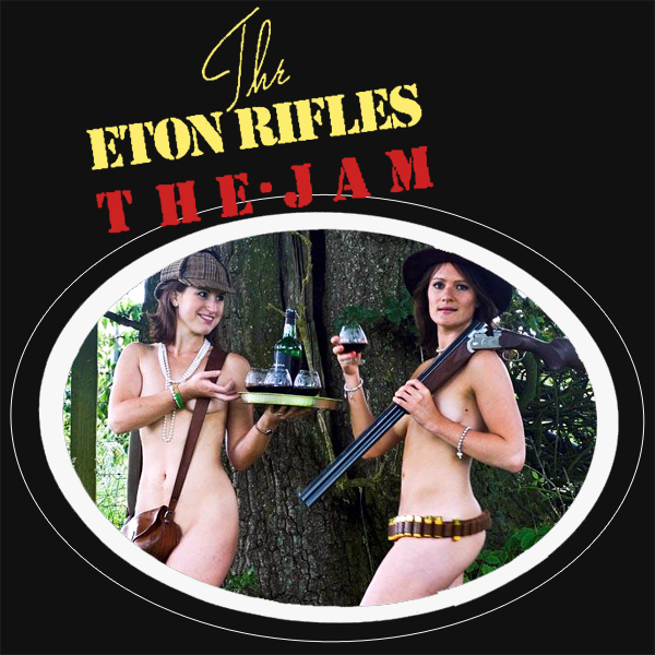 Cover Artwork Remix of The Jam The Eton Rifles