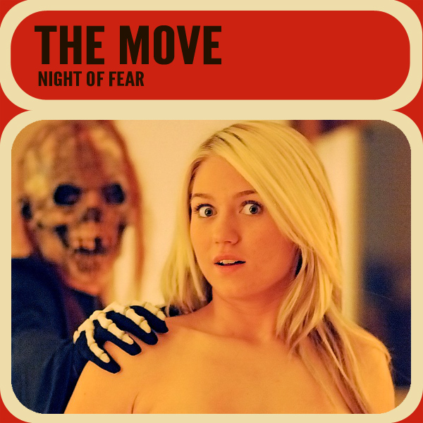 Cover Artwork Remix of The Move Night Of Fear
