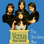 Original Cover Artwork of The Shocking Blue Venus
