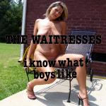 Cover Artwork Remix of The Waitresses I Know What Boys Like
