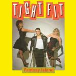Original Cover Artwork of Tight Fit Fantasy Island