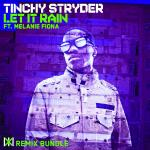 Original Cover Artwork of Tinchy Stryder Let It Rain