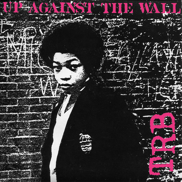 Original Cover Artwork of Tom Robinson Band Up Against The Wall
