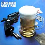 Original Cover Artwork of Tom T Hall I Like Beer