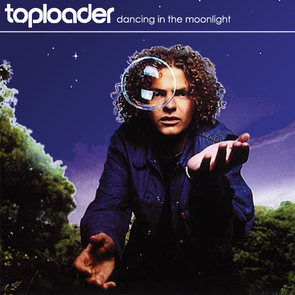 Original Cover Artwork of Toploader Dancing Moonlight