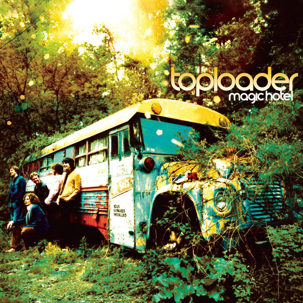 Cover artwork for Magic Hotel - Toploader
