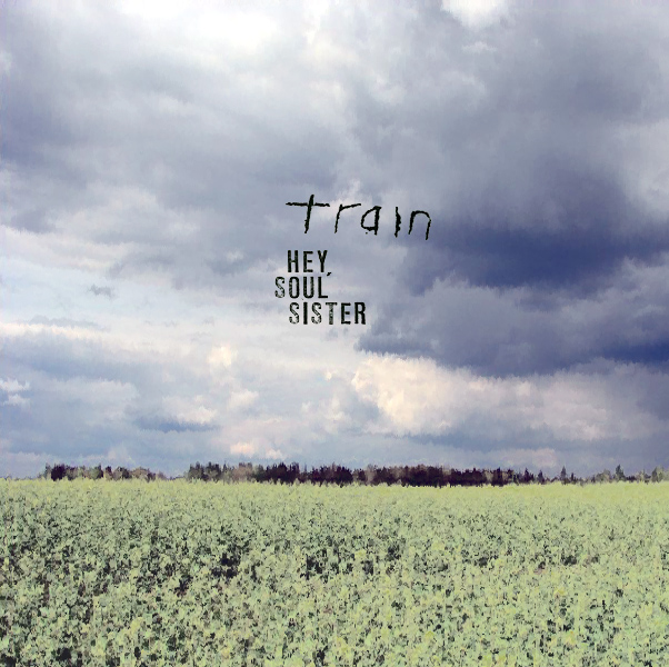 Original Cover Artwork of Train Hey Soul Sister