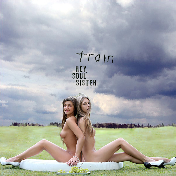 Cover Artwork Remix of Train Hey Soul Sister