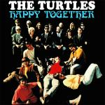 Original Cover Artwork of Turtles Happy Together