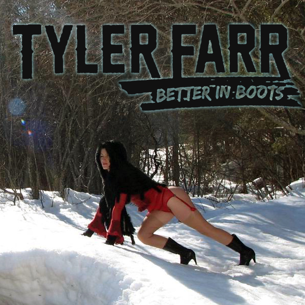 Cover Artwork Remix of Tyler Farr Better In Boots