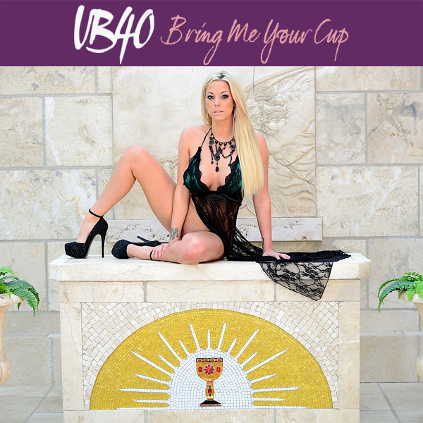 Cover Artwork Remix of Ub40 Bring Me Your Cup