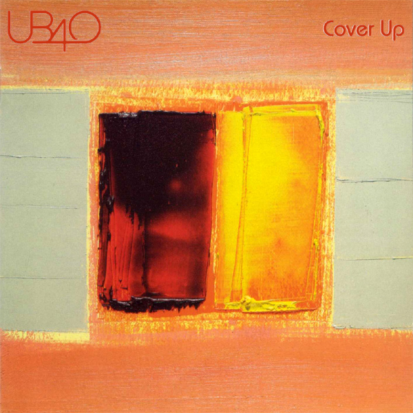 Original Cover Artwork of Ub40 Cover Up