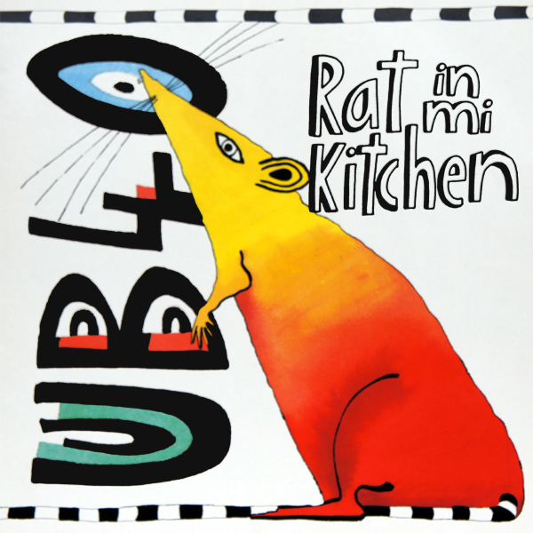 Rat In The Kitchen: Alternative Art-Work For Album And Single Covers