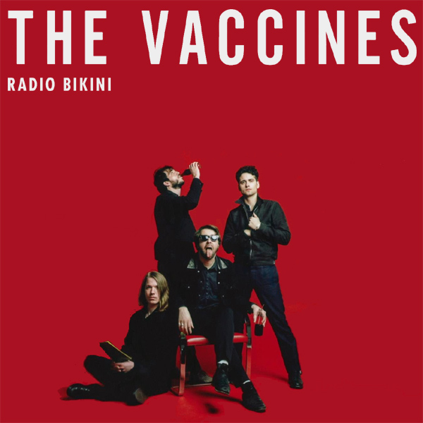 Original Cover Artwork of Vaccines Radio Bikini