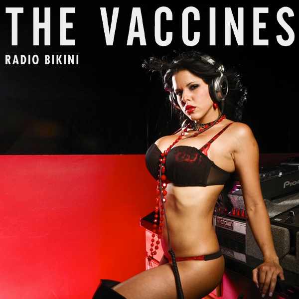 Cover Artwork Remix of Vaccines Radio Bikini