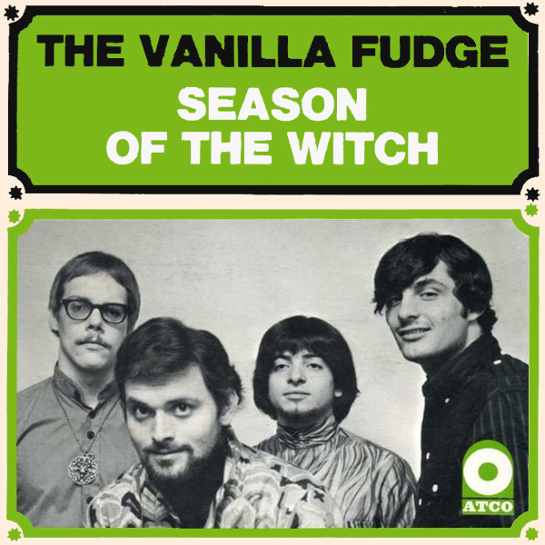 Original Cover Artwork of Vanilla Fudge Season Of The Witch