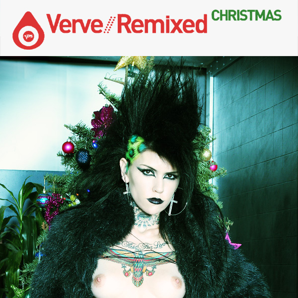 Cover Artwork Remix of Verve Ed Christmas