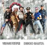 Original Cover Artwork of Village People Disco Santa