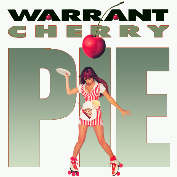 Original Cover Artwork of Warrant Cherry Pie