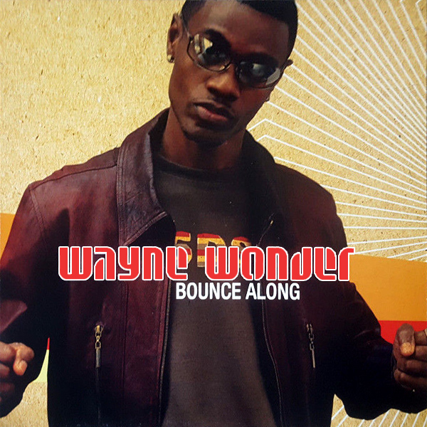 Original Cover Artwork of Wayne Wonder Bounce Along