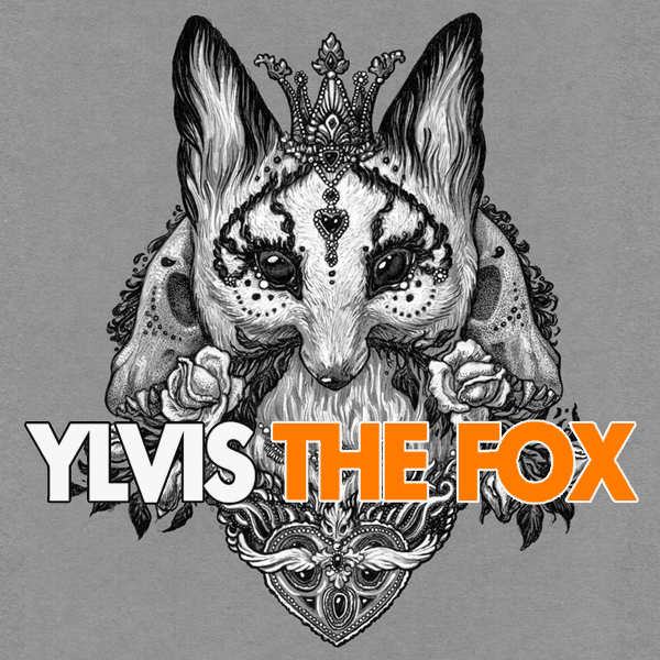 Original Cover Artwork of Ylvis The Fox