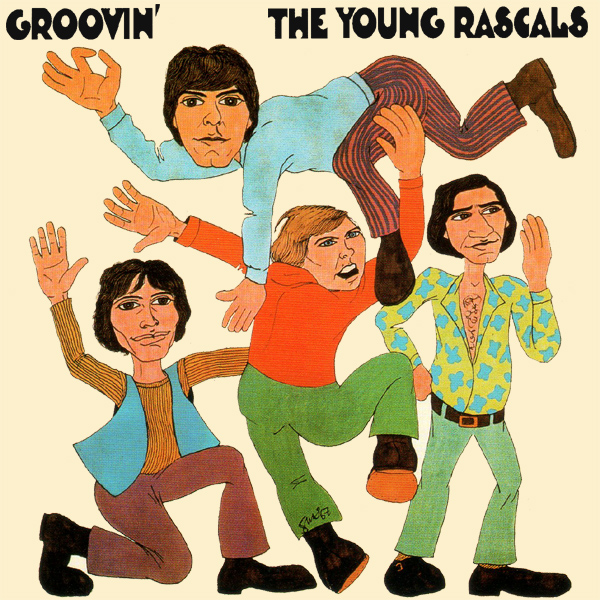 Cover artwork for Groovin' - The Young Rascals