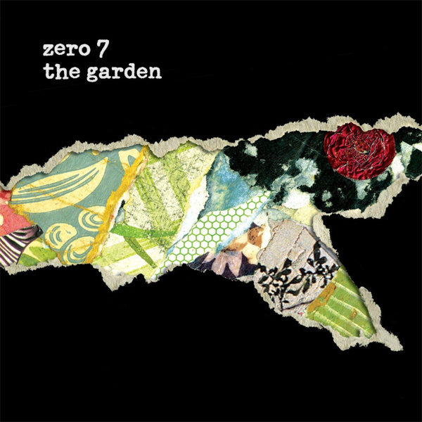 Original Cover Artwork of Zero 7 The Garden